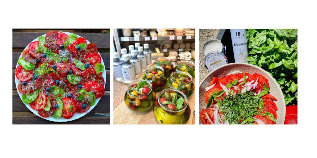 Recettes tomate à l'huile d'olive bio